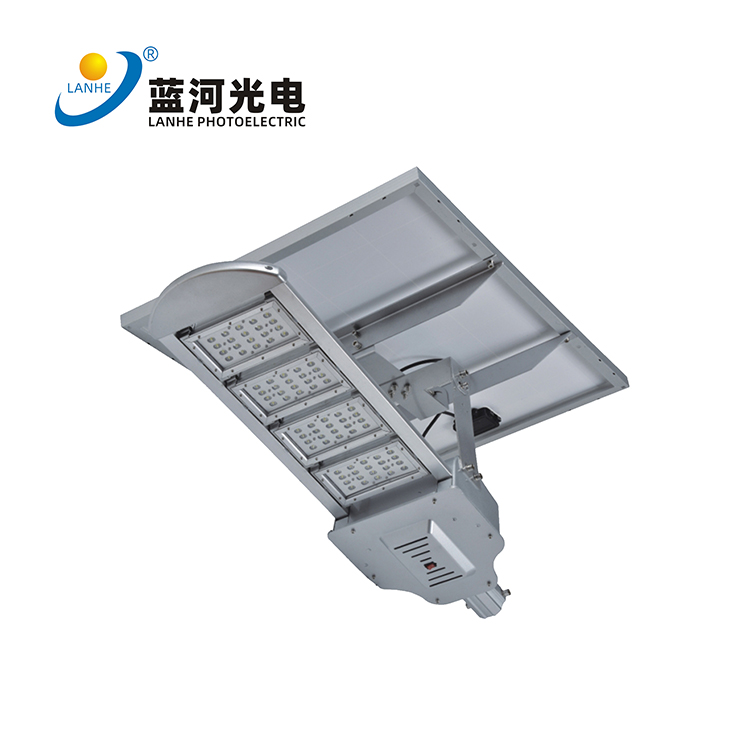 LED solar street light 80W 图