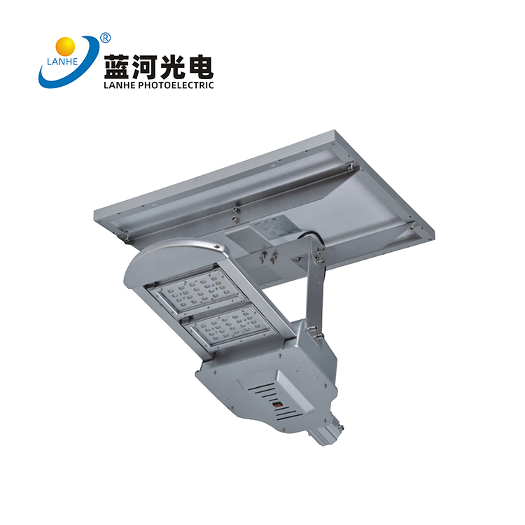 LED solar street light 40W 图