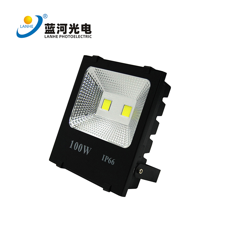LED flood light 100W 图